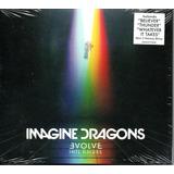 Cd Imagine Dragons   Evolve   Intl Deluxe