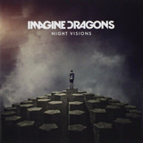 Cd Imagine Dragons   Night Visions Deluxe