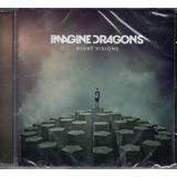 Cd Imagine Dragons   Night Visions