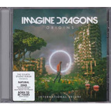 Cd Imagine Dragons   Origins  deluxe