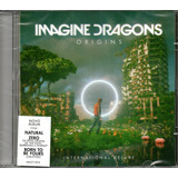 Cd Imagine Dragons   Origins   International Deluxe
