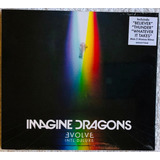 Cd Imagine Dragons Evolve Deluxe Edition  2017  Lacrado Raro
