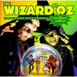 Cd Importado  Wizard Oz    Historia Em Ingles   B228