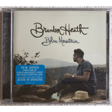 Cd Importado Brandon Heath Blue Mountain  2012  Lacrado Raro