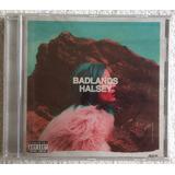 Cd Importado Halsey Badlands Deluxe Edition Lacrado Raridade