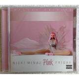 Cd Importado Nicki Minaj Pink Friday Deluxe Edition Lacrado