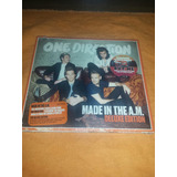 Cd Importado One Direction   Made In The A m Deluxe Edition