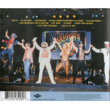 Cd Importado Village People   The Best Of   Novo Lacrado