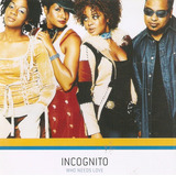 Cd Incognito   Who Needs Love