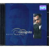 Cd Incognito Blue Moods 1997 Nacional Estado De Novo