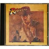 Cd Indiana Jones Raiders Of The Lost Ark Imp Germ   C4