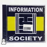 Cd Information Society Running Whats On Your Mind 2006 Novo