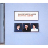 Cd Ingles   Manic Street Preachers   Everything Must Go