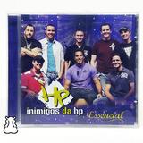 Cd Inimigos Da Hp Essencial 2008 Toca Um Samba Nosso Filme