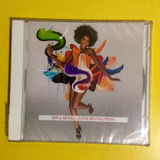 Cd Inna Modja   Love Revolution   Lacrado