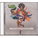 Cd Inna Modja   Love Revolution   Lacrado   Warner 2011