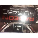 Cd Instalação Xfx Radeon Hd 5450