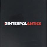 Cd Interpol Antics Importado Lacrado