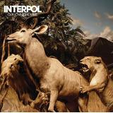 Cd Interpol Our Love To Admire Importado Lacrado