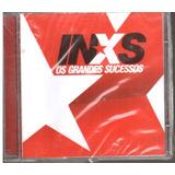 Cd Inxs Os Grandes Sucessos   Original E Lacrado