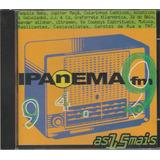 Cd Ipanema Fm 15 Mais Cascavelettes Ultramen Tequila Baby
