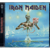 Cd Iran Maiden   Seventh Son Of A Seventh Son