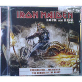 Cd Irom Maiden   Rock Am King 2005