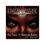 Cd Iron Angel   Tapes Brazilian Editor