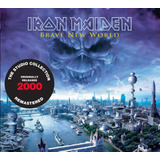 Cd Iron Maiden   Brave New World  2000     Remastered   Emba