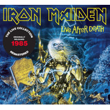 Cd Iron Maiden   Live After Death  1985   Remastered  2 Cds
