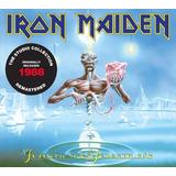 Cd Iron Maiden   Seventh Son Of A Seventh Son   Digipack