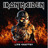 Cd Iron Maiden   The Book Of Souls: Live Chapter  2 Cds