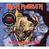 Cd Iron Maiden No Prayer For The Dying  1990   Remastered