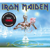 Cd Iron Maiden Seventh Son Of A Seventh Son  1988  Remastere