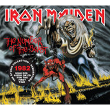 Cd Iron Maiden The Number Of The Beast 1982 Remastered