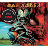 Cd Iron Maiden Virtual Xi  1998     Remastered