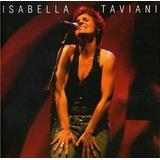 Cd Isabella Taviani   Ao Vivo   Novo E Lacrado