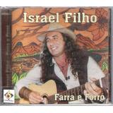 Cd Israel Filho   Farra E Forró