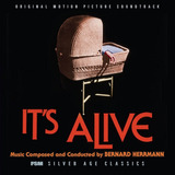 Cd It s Alive Bernard Herrmann Ed  Ltda  Film Score Monthly