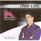 Cd Ivan Lins   Novo Millennium   20 Músicas