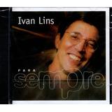 Cd Ivan Lins   Para Sempre