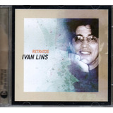 Cd Ivan Lins   Retratos