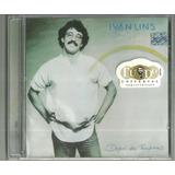 Cd Ivan Lins Depois Dos Temporais 1983 Remasterizado Lacrado