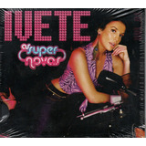 Cd Ivete Sangalo   As Super Novas   Capa Em Pack