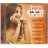 Cd Ivete Sangalo   Duetos
