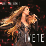 Cd Ivete Sangalo   Live Experience  duplo