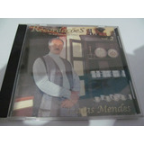 Cd Izaías Mendes   Recordações Vol  2