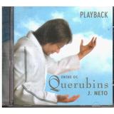 Cd J Neto Entre Os Querubins Play back Original E Lacrado