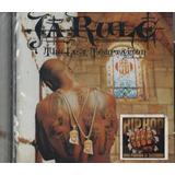Cd Ja Rule The Last Temptation Feat Bobby Brown 2002 Lacrado
