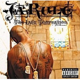 Cd Ja Rule The Last Temptation